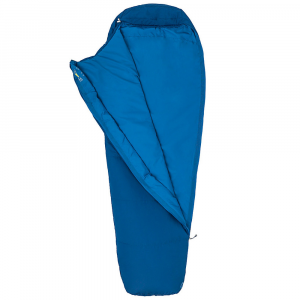Marmot Nanowave 50 Synthetic Sleeping Bag-Regular-Left Zip/Deep Blue