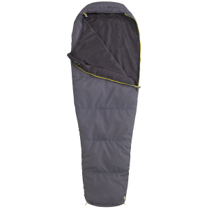 Marmot Nanowave 55 Synthetic Sleeping Bag-Long-Left Zip/Flint