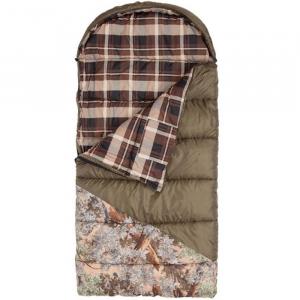 King's Camo Youth Sleeping Bag w/ Backpack-Desert Shadow