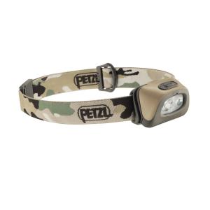 Petzl Tactikka + RGB 250 Lumen Headlamp-Black-One Size