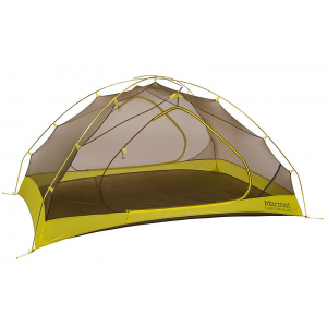 Marmot Tungsten UL 2P Backpacking Tent-Citron-2 Person