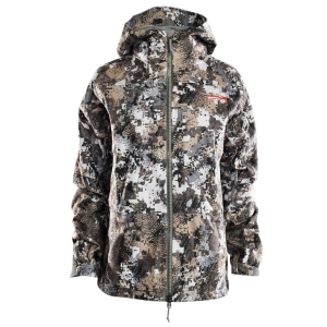 Sitka Women's Downpour Jacket-Optifade Elevated II-Women's Small