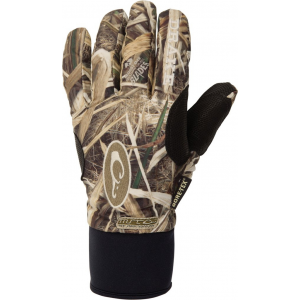 Drake MST Refuge HS Mid Season Gore-Tex Waterfowl Glove -Mossy Oak Shadow Grass Blades-Medium