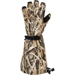 Drake MST Refuge HS GORE-TEX Double Duty Decoy Gloves-Realtree Max-5-Large