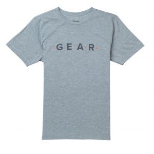Sitka Gear Short Sleeve Shirt-Heather Grey-Small