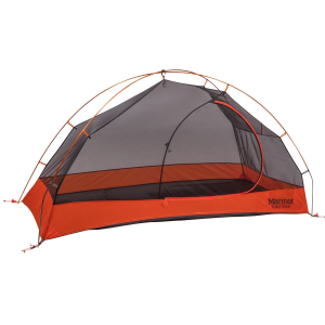 Marmot Tungsten 1P Backpacking Tent-1 Person-Blaze Orange