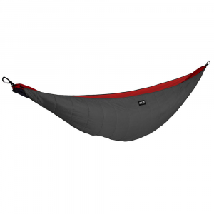 Eno Ember 2 UnderQuilt-Charcoal/Red