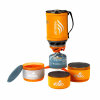 Jetboil Sumo AL System w/ Bowl Set-Orange
