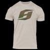SOLO HNTR Sand Short Sleeve Shirt-Sand-Large
