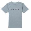 Sitka Gear Short Sleeve Shirt-Heather Grey-Medium