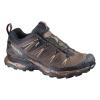 Salomon X Ultra LTR GTX NuBuck Leather Hiking Shoes-Phantom/Magnet-13