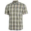 Sitka Globetrotter Short Sleeve Shirt-Fog-Medium