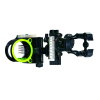 """Black Gold Pure Adrenaline 75 Movable Sight-LH/5- Pin/0.019"""""""