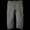 Outdoor Research Men's Ferrosi 3/4 Pants, Pewter | Size 34