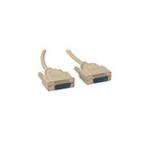 CABLE,EXT,M-M,15 LINES,6',