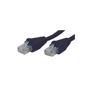 CABLE,CAT 6,PATCH,BLACK,50'