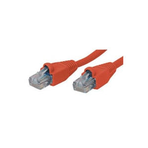 CABLE,CAT 6,PATCH,RED,7'