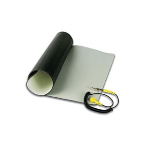 ANTI-STATIC MAT W/GRND CORD