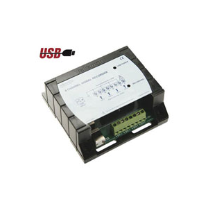 4-CHANNEL USB RECORDER /LOGGER