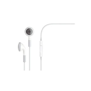 APPLE EARPHONES,REMOTE/MIC