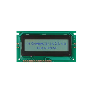 DISPLAY,LCD,PARALLEL,16X2,5V
