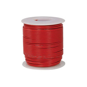 WIRE,HOOKUP,1C,RED,1K',PVC