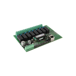ETHERNET RELAY CARD,8 RELAYS