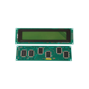 DISPLAY,LCD,PARALLEL,40x4,5V