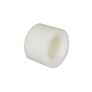 "CAP,PB SWITCH,WHITE,.122""ID,"