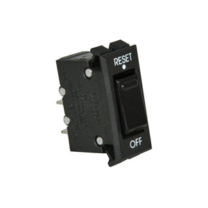 CIRCUIT BREAKER,RESET-OFF,SPST