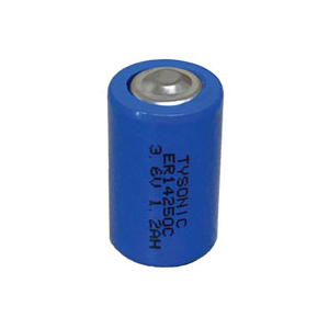 BATTERY,LITHIUM,1/2AA,3.6V