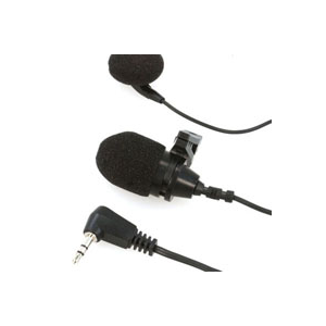 MICROPHONE,HANDS FREE,CLIP-ON