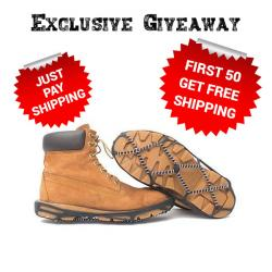 EXCLUSIVE GIVEAWAY - FROG TRACKS - STABILITY TRACTION CLEATS