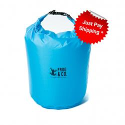 EXCLUSIVE FREE GIVEAWAY - OFF THE GRID - Lightweight Dry Bag - 1 Per Person