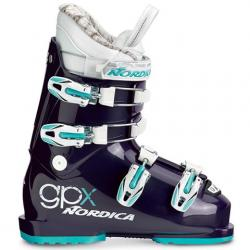 Nordica GPX Team Ski Boot - Girl's Violet 26.5