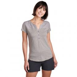 Kuhl Virtue SS Shirt - Women's White Sm