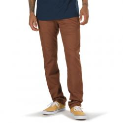 Vans Authentic Chino Stretch Pants Tortoise Shell 36