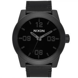 Nixon Corporal 48 mm All Black/black One Size