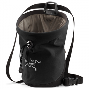 Image of Arcteryx C80 Chalk Bag Stone Pine Ii Lg