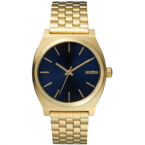 Nixon Time Teller Watch All Light Gold/cobalt One Size