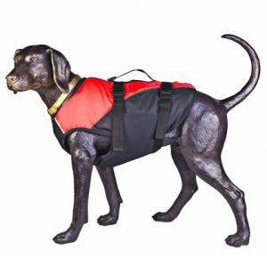 D-Fa Float Doggy Red/black Sm