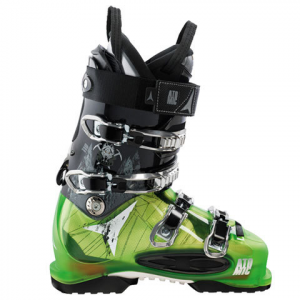 Atomic Tracker 110 Ski Boots Black/green 29.5