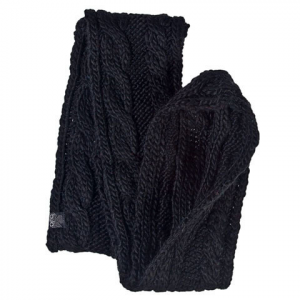 Bula Aran Scarf - Women's Black One Size