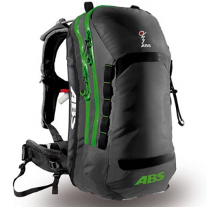 Image of ABS Vario 15L Backpack Red/grey Os