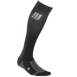 CEP Recovery Compression Socks  Black Iv/lg
