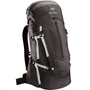 Image of Arc'teryx Altra 35 LT Backpack Carbon Copy Short