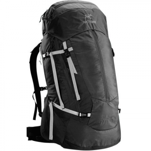 Image of Arc'teryx Altra 50 LT Backpack Carbon Copy Tall