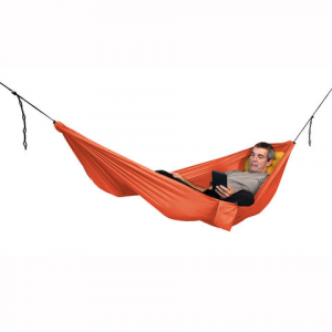 Exped Travel Hammock Terracotta Os