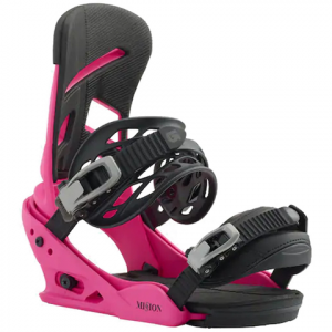 Burton Mission Snowboard Binding Real Recognize Teal Md