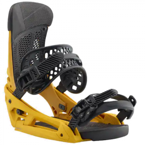 Burton Malavita EST Snowboard Bindings Grayed Out Lg